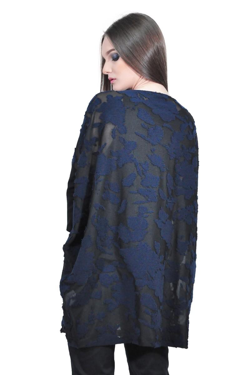 RVL navy cardigan D2523 - women cardigan - RVL online shop 59d59eeee438