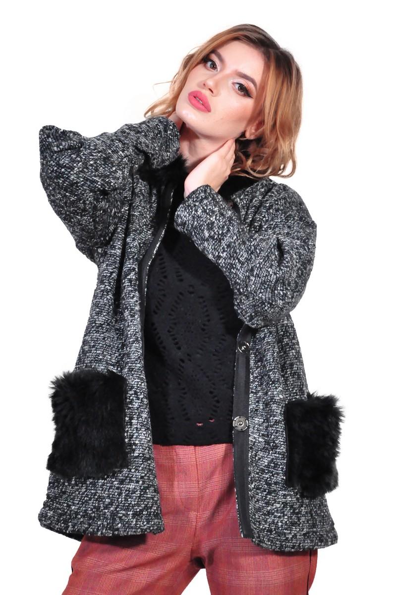 WOMEN    Tops    Cardigans    Cardigan de dama 0b67b8f1e12b