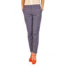 Pantaloni dama RVL Blissful bleumarin