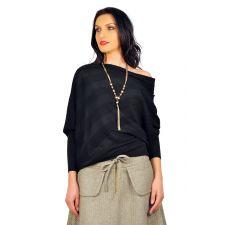 Bluze dama D1711C negru
