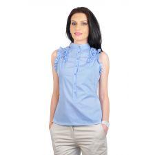 camasi dama fara maneci bleu