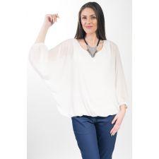 bluze dama albe
