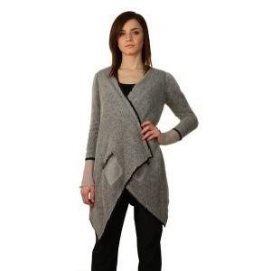 Bluza lana si tricot
