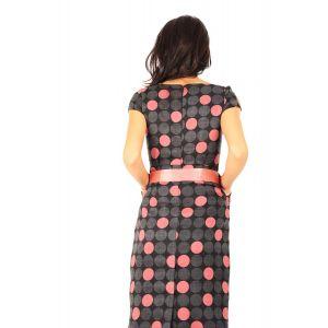 rochie office de toamna rvl