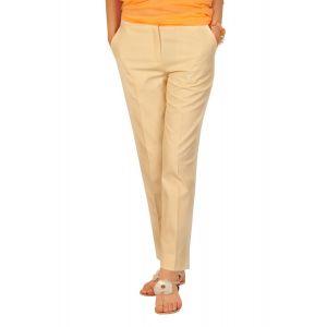Pantaloni dama RVL Blissful bej