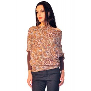 Bluze dama RVL D1711C maro