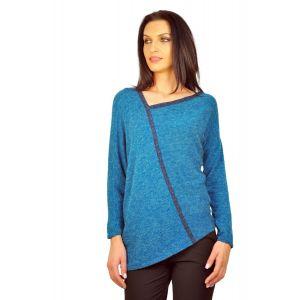 bluze dama RVL D2036 turcoaz