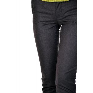 Pantaloni dama online RVL gri D2206