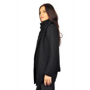 Jachete dama online D2215 negru