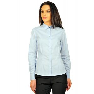 camasi dama RVL D2231 bleu