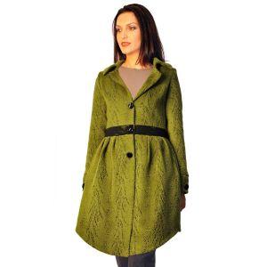 paltoane dama rvl be classy verde deschis