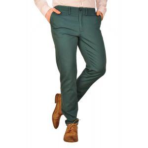 Pantaloni barbati B2210-verde