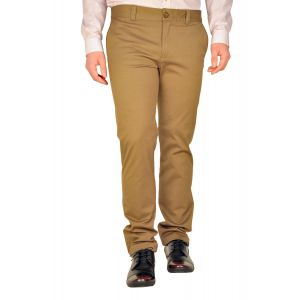 Pantaloni barbati B2213 maro