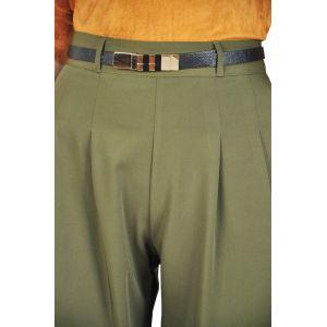 pantaloni 3/4 kaki