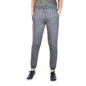 pantaloni casual gri