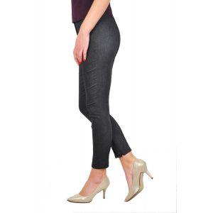 pantalon gri - pantaloni dama - D2428