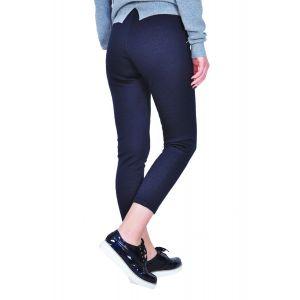 pantalon bleumarin