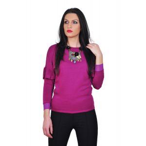 bluza mov de dama D2435