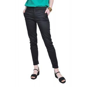 pantalon negru de dama, D2505