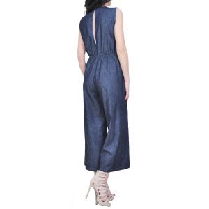 salopeta dama denim D2525 RVL