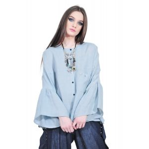 bluza maxi de in D2530 RVL