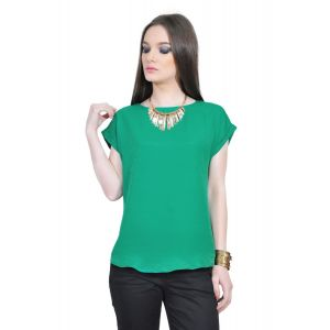 Bluza verde de dama, RVL D2134B