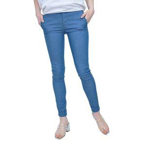 pantalon albastru de dama D2505 RVL