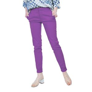 Pantalon mov de dama D2505 mov