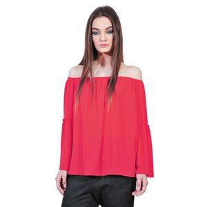 Bluza larga corai de dama tip ie D2554