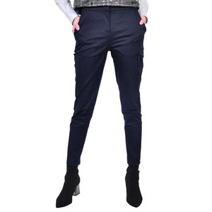 pantalon de dama bleumarin D2612
