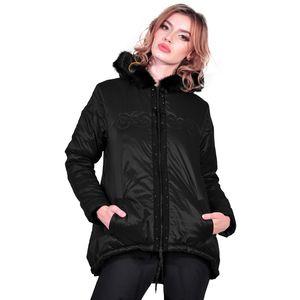 jacheta de dama neagra D2619