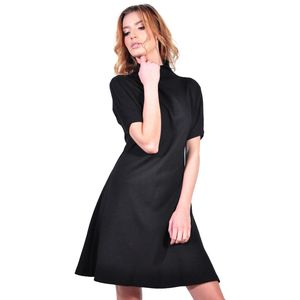 rochie neagra de dama D2624