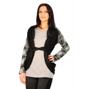 Bluza RVL neagra Blessings