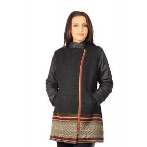 Jacheta RVL negru rosu Amulette