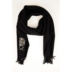 Fular Black beauty