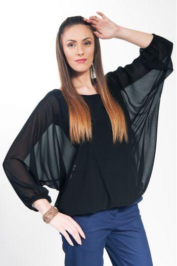 bluze dama negre