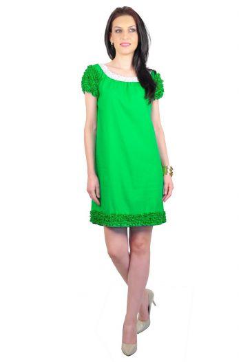 rochii dama Be Special verde