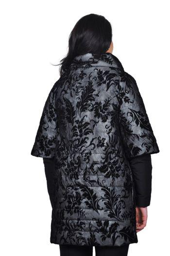 palton dama cu dantela D2437