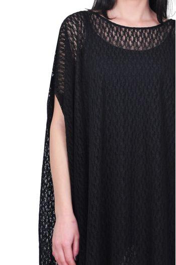 Bluza asimetrica de dama din dantela D2440
