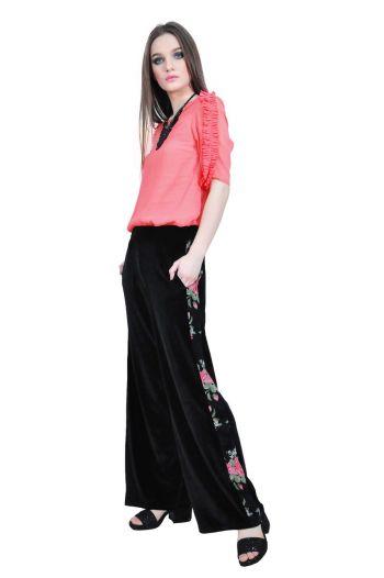 bluza roz de dama D2514 RVL