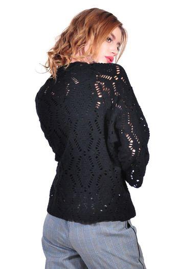 bluza de dama, negru
