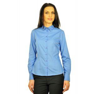 camasi dama RVL D2231 albastru