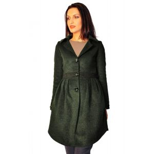 paltoane dama rvl be classy verde inchis
