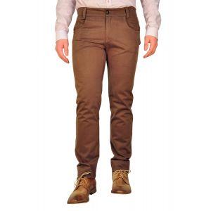 Pantaloni barbati B2209 maro