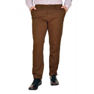 Pantaloni barbati B2210 maro
