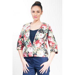 jachete dama cu flori