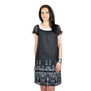 rochii dama Like a Doll negru