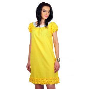 rochii dama Be Special galben
