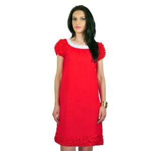 rochii dama be special rosu