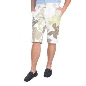 pantaloni barbati 3/4 imprimeu